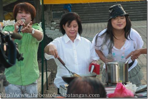 1st Day of 2012 Taal Batangas El Pasubat Festival