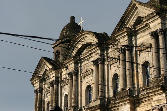 Basilica de San Martin de Tours (Oldest Church in Taal, Batangas)