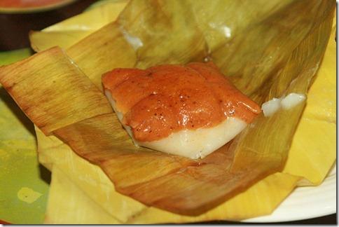 tamales open