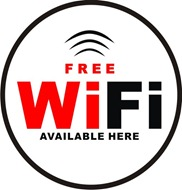 Free Wi-fi at the Plaza