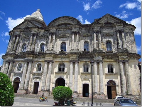Taal Basilica of Taal by Chingdee.posterous.com